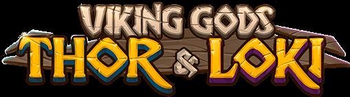Viking Gods Slot Logo No Deposit Slots