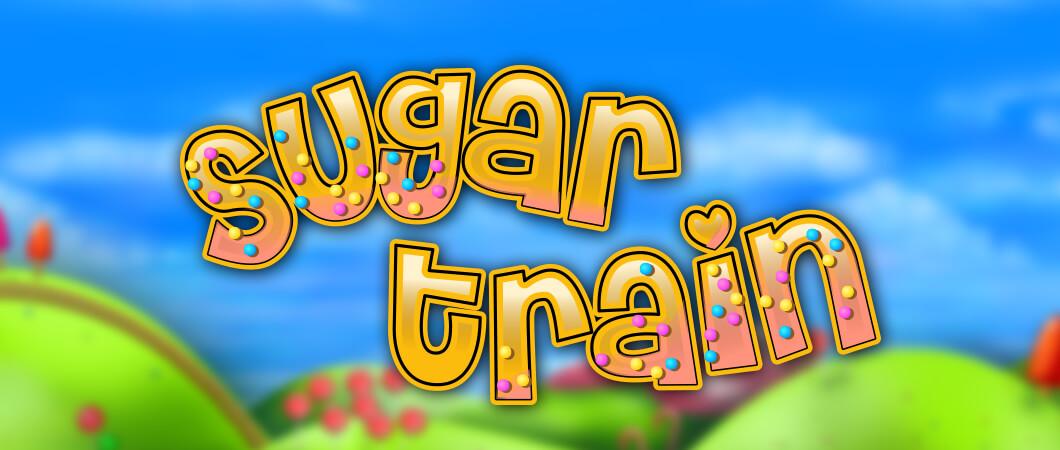 Sugar Train Slot Logo No Deposit Slots