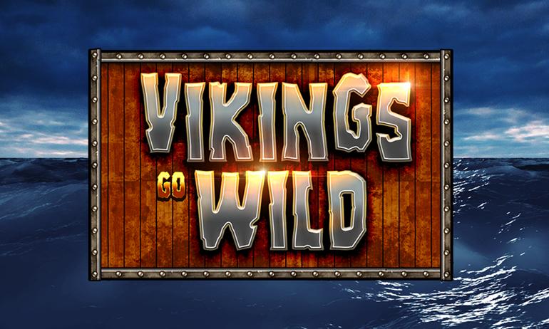 Vikings Go Wild Slot Logo No Deposit Slots