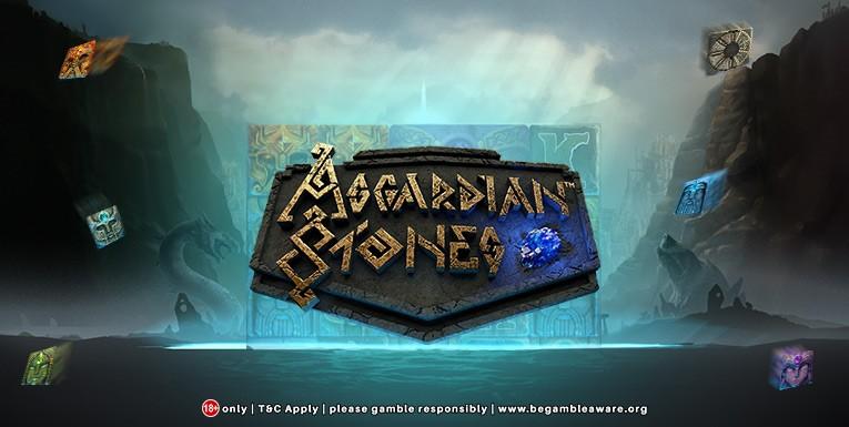 Asgardian Stones Slot Logo No Deposit Slots