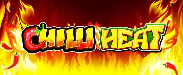 Chilli Heat Slot Logo No Deposit Slots