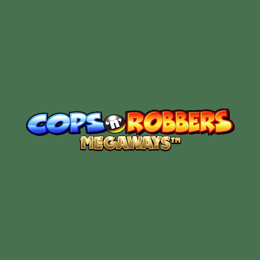 Cops N Robbers Megaways Slot Banner