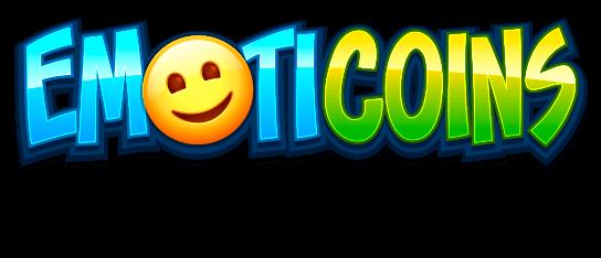 Emoticoins Slot Logo No Deposit Slots