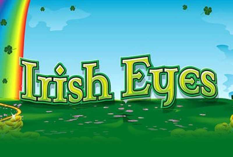 Irish Eyes Slot Banner