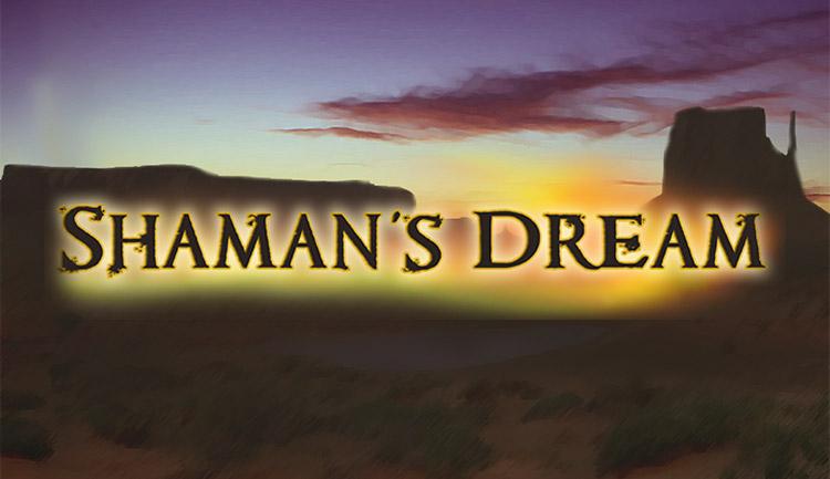 Shaman's Dream Slot Logo No Deposit Slots