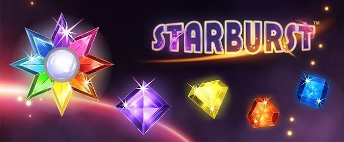 Starburst Slot Logo No Deposit Slots